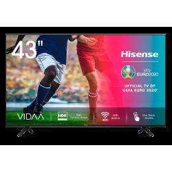 "Televisor Hisense 43"" 43A7100F"